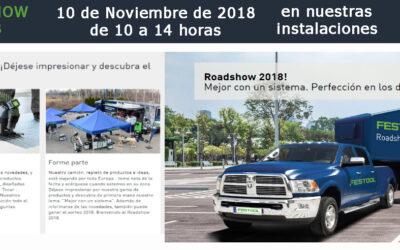 Festool – Roadshow 2018