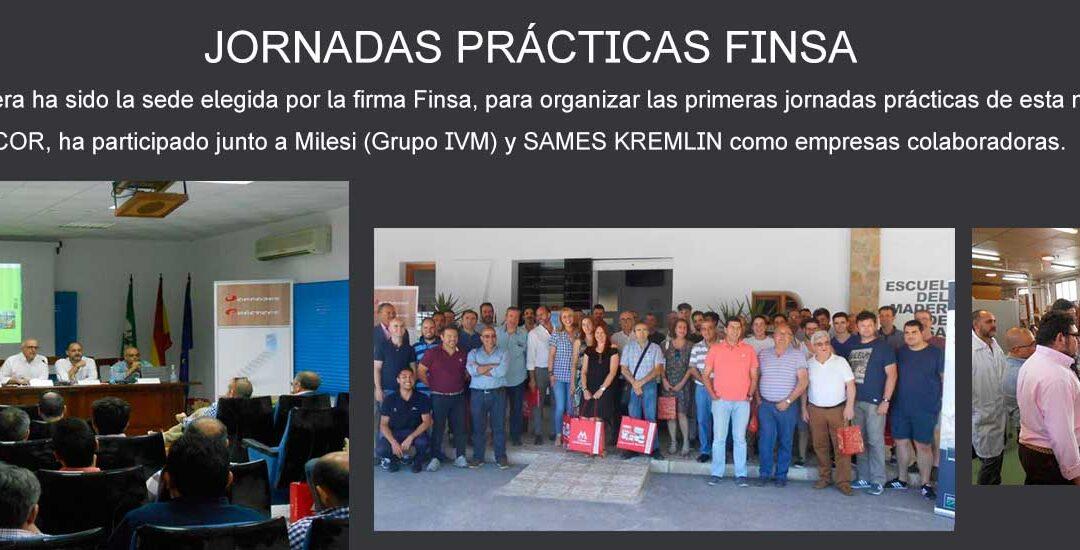 JORNADAS PRÁCTICAS – FINSA
